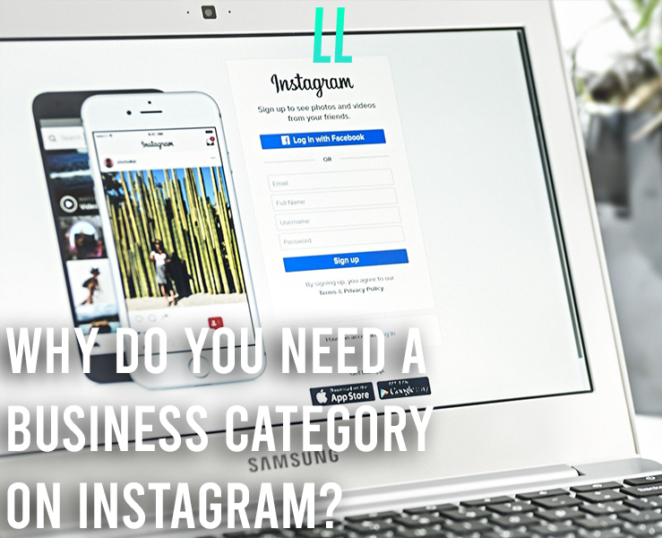 Why do you need a business category on Instagram?