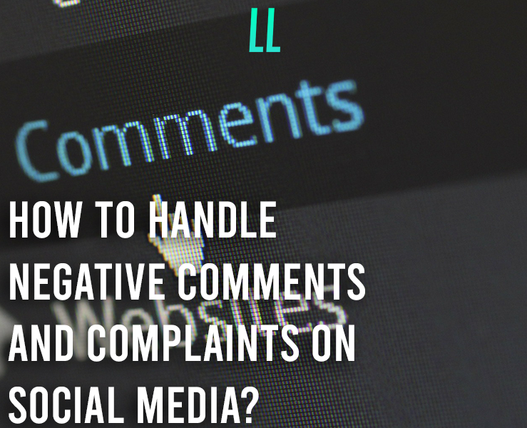 How to Handle Negative Comments and Complaints on Social Media?